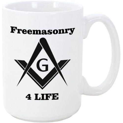 MASON COFFEE MUG MASON 4 LIFE