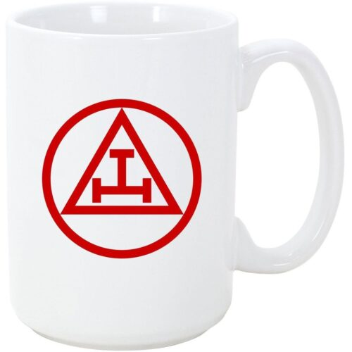 ROYAL ARCH MASONIC COFFEE MUG