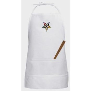 Order of the Eastern Star Apron Eastern Star