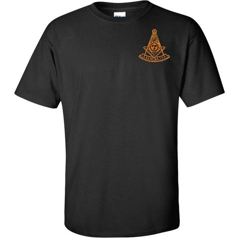 Past Master T Shirt Embroidered