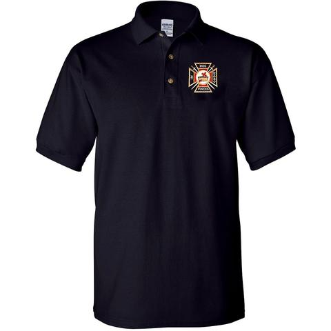 Knight Templar Polo Golf Shirt Golf Shirts [tag]