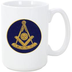 Past Master Mason Coffee Mug – Mason Blue Lodge Mug