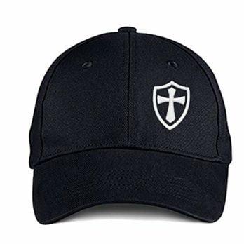 Crusader Knights Templar Ball Cap Home