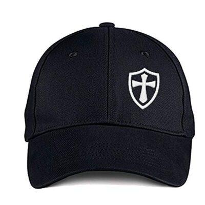 Crusader Knights Templar Ball Cap B084Q7W2JC