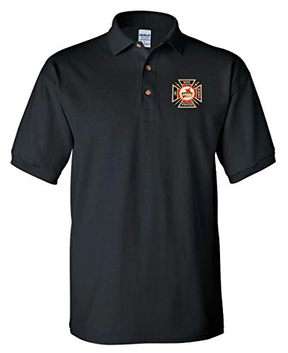 Knights Templar Masonic Personalized Polo Golf Shirt New 60/40 Cotton/Poly Pique