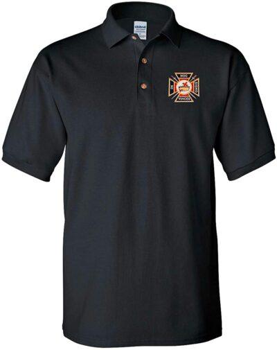 Variation Logoz1TemplarPolo001B2X of Logoz USA Knights Templar Masonic Personalized Polo Shirt B083ZKL9VF 2349