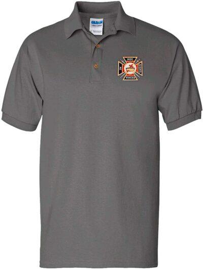 Variation Logoz1TemplarPolo001CM of Logoz USA Knights Templar Masonic Personalized Polo Shirt B083ZKL9VF 2339