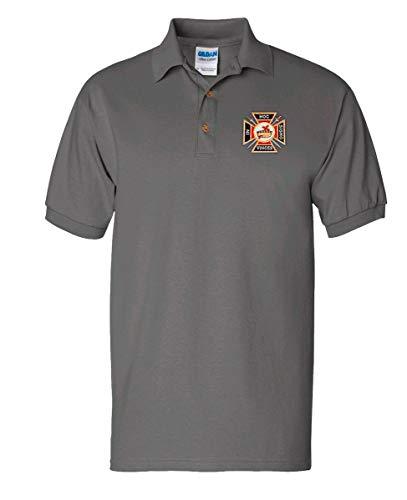 Variation Logoz1TemplarPolo001CS of Logoz USA Knights Templar Masonic Personalized Polo Shirt B083ZKL9VF 2334