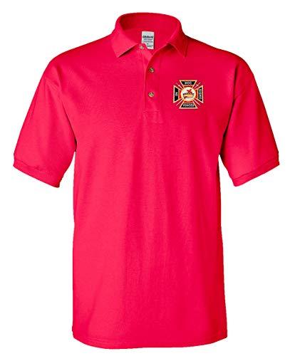 Variation Logoz1TemplarPolo001RM of Logoz USA Knights Templar Masonic Personalized Polo Shirt B083ZKL9VF 2341