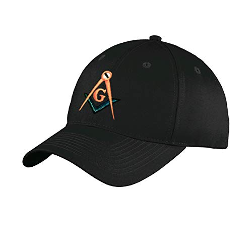 Mason Blue Lodge Masonic Ball Cap B08414NH84