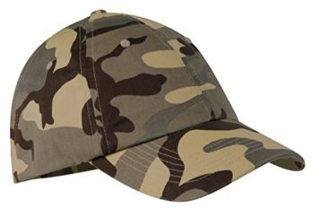 Port Authority Fashionable Camouflage Twill Cap Home
