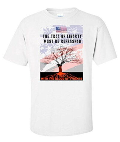 Tree of Liberty T Shirt USA B01K5PE8VG