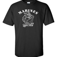 United States Marine T Shirt Home