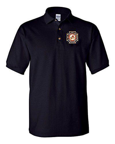 Variation 1LogozUSATEMPLARPoloBLCKS of Logoz USA Knights Templar Polo Golf Shirt B00VCIUU4U 3500