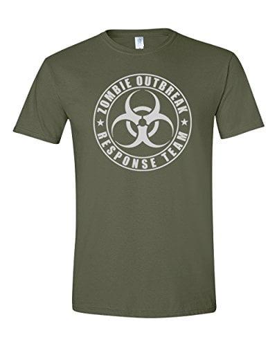Variation 1LogozUSAZOMBMTS of Logoz USA Zombie Outbreak Response Team Shirt B01BS5A5QO 3481