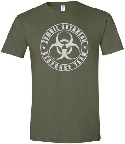 Variation 1LogozUSAZOMBMTXL of Logoz USA Zombie Outbreak Response Team Shirt B01BS5A5QO 3488