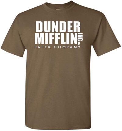 Variation DDMifflin Logoz3XCH of Logoz USA Dunder Mifflin Paper Company T Shirts B07KDZWZ8D 3339