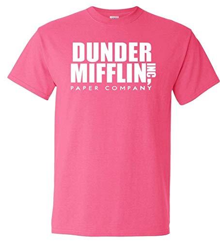 Variation DDMifflin LogozHP of Logoz USA Dunder Mifflin Paper Company T Shirts B07KDZWZ8D 3288