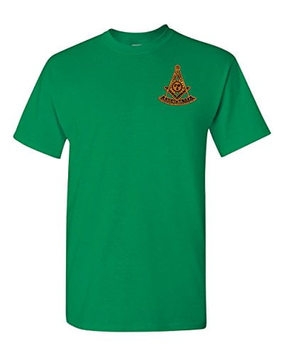 Variation GNPMEMBTS of Logoz USA Past Master Embroidered T Shirt Masonic B00TOTU166 2499