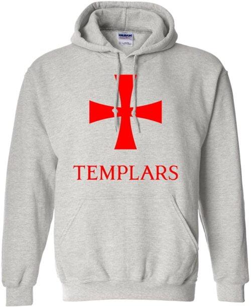 Variation KTEMPHDG4X of Logoz USA Knights Templar Hoodie Pullover Sweatshirt B00U1WCYH4 3193