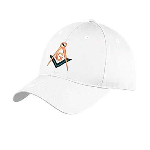 Variation LOGOZ1MASON000001HATW of Mason Blue Lodge Masonic Ball Cap B08414NH84 3145