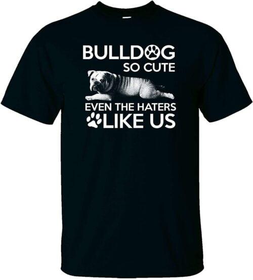 Variation LogozBulldogHaterTB2X of Bulldog So Cute Even The Haters Like Us B07K1LBCDY 2956
