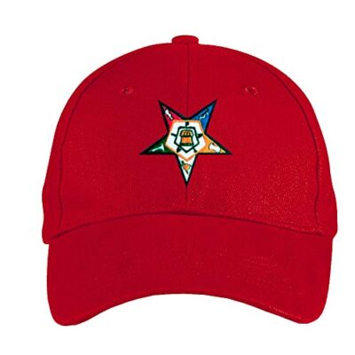 Variation OES00001HATRED of Order of The Eastern Star Masonic OES Ball Cap B084Q5K4MB 2628