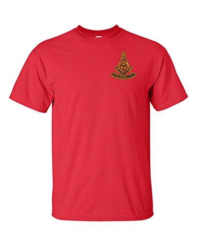 Variation RDPMEMBTS of Logoz USA Past Master Embroidered T Shirt Masonic B00TOTU166 2505