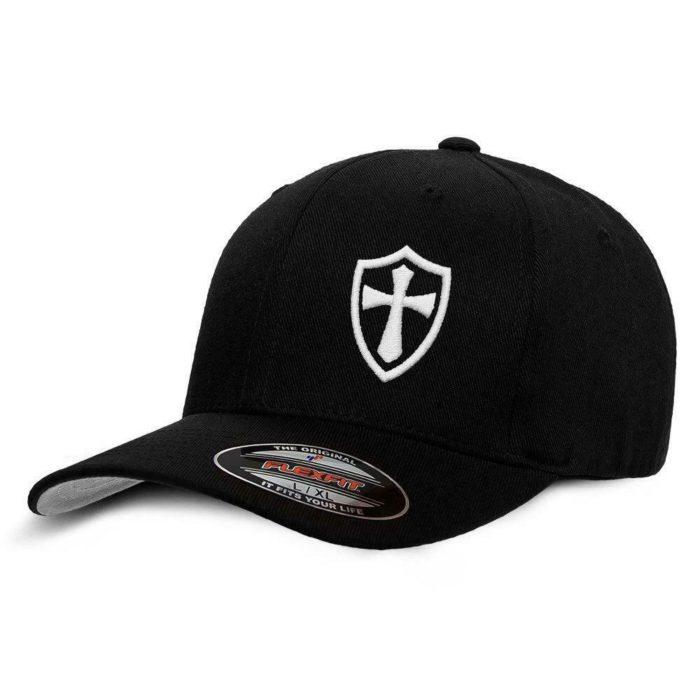 Crusader Knights Templar Cross Baseball Hat Home [tag]