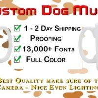 Custom Dog or Cat Mug | Custom Dog Mug | Dog Gift | Dog Gifts for Owners | Photo Mug | Dog Coffee Mug Coffee Mugs